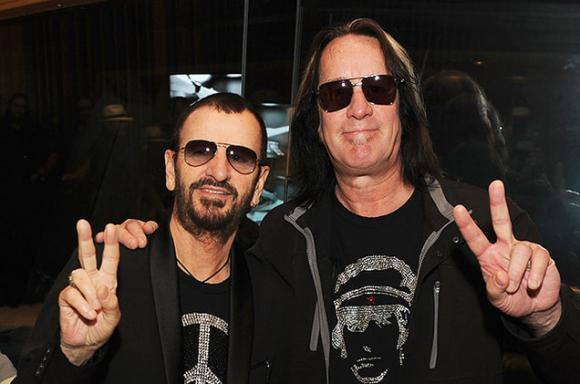 Ringo Starr and His All-Starr Band & Todd Rundgren at Abraham Chavez Theatre