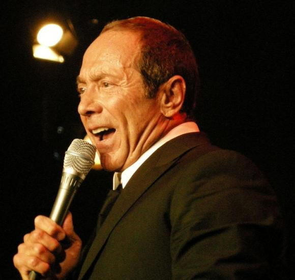 Paul Anka at Abraham Chavez Theatre
