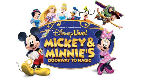 Disney Live! Mickey & Minnie's Doorway to Magic at Abraham Chavez Theatre