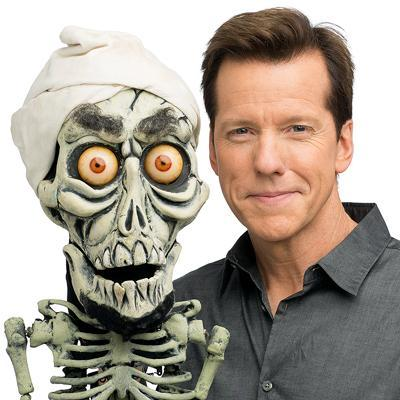 Jeff Dunham at Abraham Chavez Theatre
