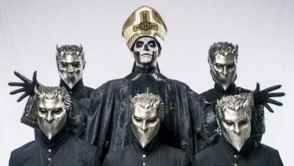Ghost - The Band at Abraham Chavez Theatre