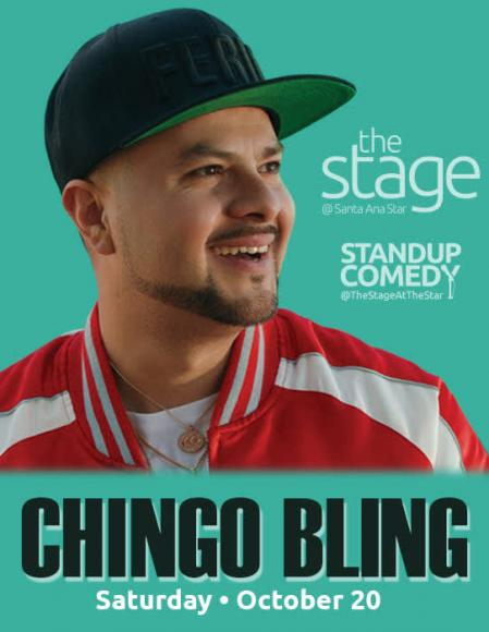 Chingo Bling at Abraham Chavez Theatre