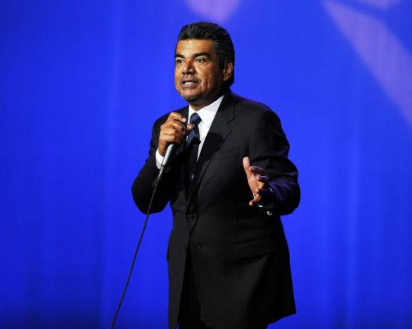 George Lopez at Abraham Chavez Theatre