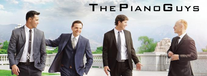 The Piano Guys at Abraham Chavez Theatre