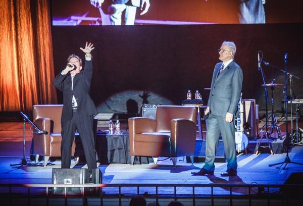 Steve Martin & Martin Short at Abraham Chavez Theatre