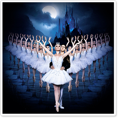 Russian Ballet Theatre: Swan Lake at Abraham Chavez Theatre