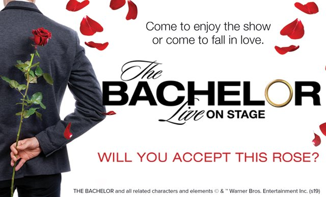 The Bachelor - Live On Stage at Abraham Chavez Theatre