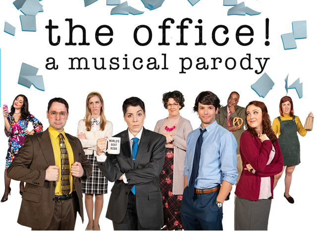 The Office! A Musical Parody [POSTPONED] at Abraham Chavez Theatre
