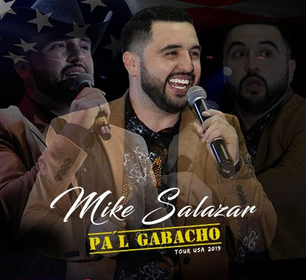 Mike Salazar [POSTPONED] at Abraham Chavez Theatre