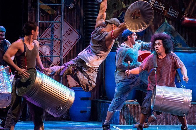Stomp [CANCELLED] at Abraham Chavez Theatre