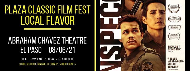 Plaza Classic Film Fest - Local Flavor - Border Lords II at Abraham Chavez Theatre